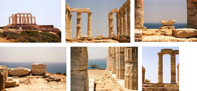 The Temple of Poseidon, Sounion