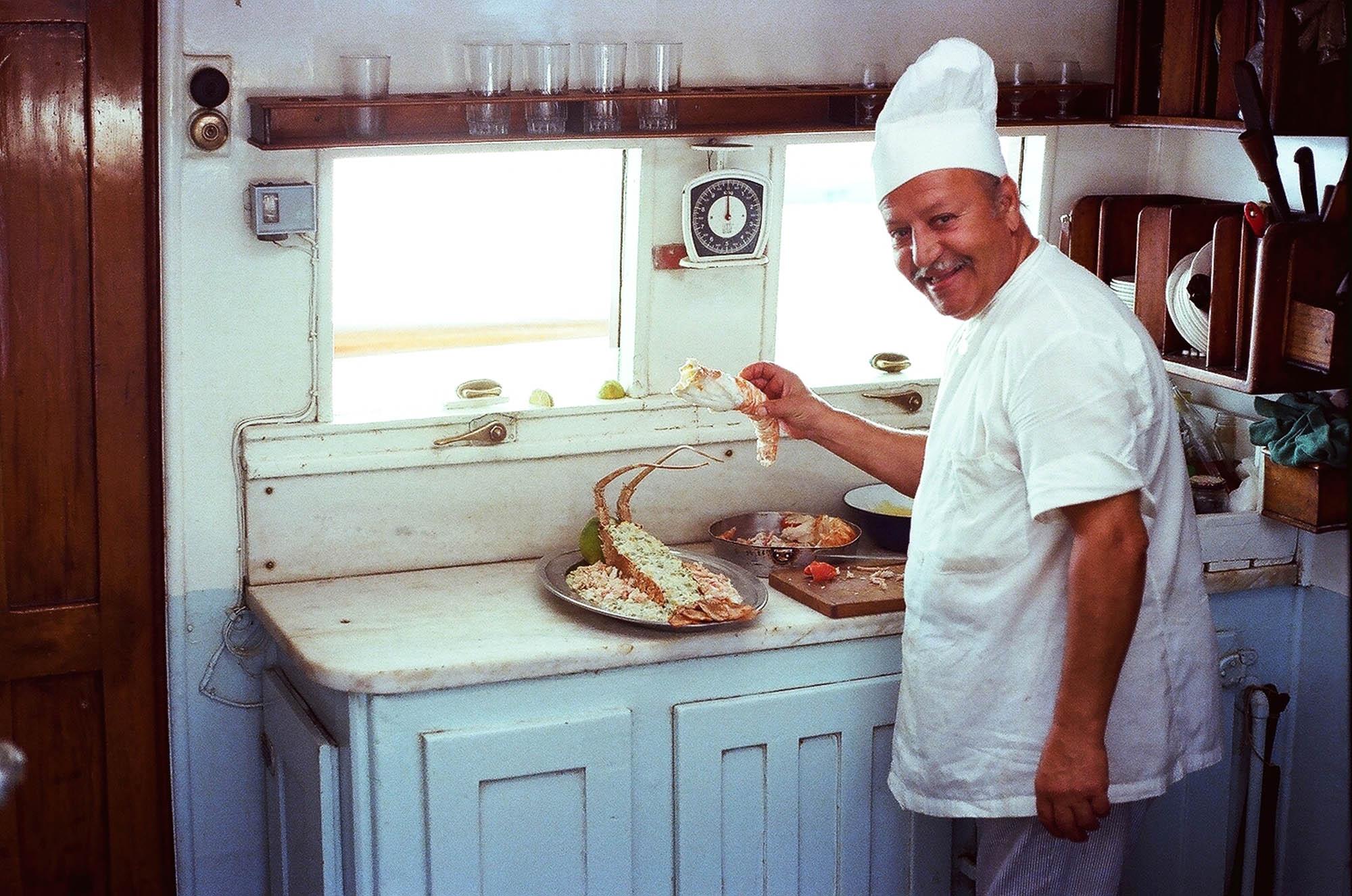 Daphni chef